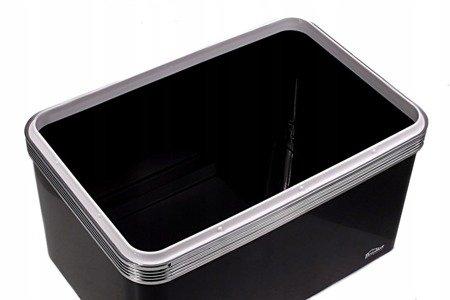 Chlebak pieczywo pojemnik metal 4708 B WYPRZEDAŻ