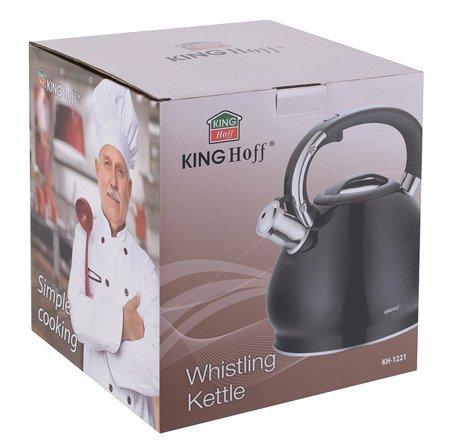 Czajnik KingHoff KH 1213 3.4L z gwizdkiem