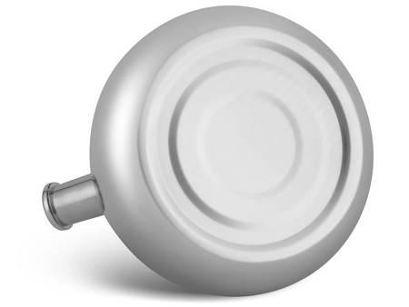 Czajnik stalowy na indukcję Edenberg EB 2444 z gwizdkiem 3 L