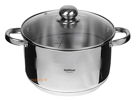 Garnek Hoffner HF 4496 pojemność 17.7 L
