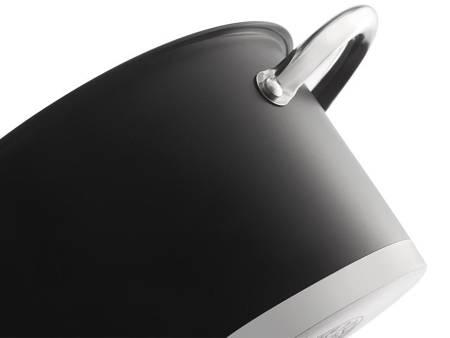 Garnki stalowe Edenberg EB 4053 Indukcja zestaw garnków czarne