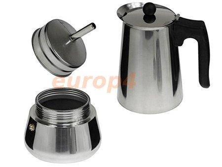 Kawiarka kafetiera 3 ZAPARZACZ 150 do kawy EB 1805