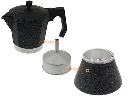 Kawiarka kafetiera 9 ZAPARZACZ 450 do kawy KH 1161