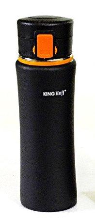 Kubek termiczny Kinghoff KH 4371 KB 7103 termos pojemnik bidon 480 ml pomarańczowy