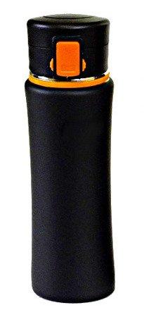 Kubek termiczny Ronner TW 3390 / KH 4371 termos 480 ml pojemnik bidon pomarańczowy