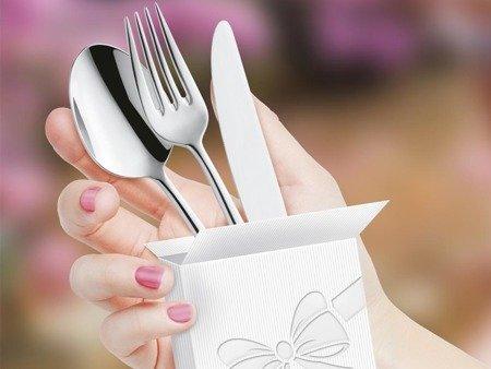 Łyżeczka do restauracji Amefa Palmon 8410 do herbaty na wesela