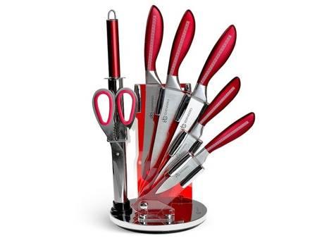 Noże kuchenne stalowe Edenberg EB 911 zestaw