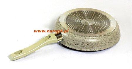 Patelnia Granitowa Indukcyjna EdelHoff EH 6067 A - 24 cm