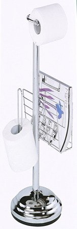 Stojak Metlex MX 3071 łazienkowy do wc toaletowy PÓŁKA