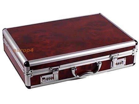 Sztućce Edenberg 72 elementy 12 osób sztućce zestaw satyna w walizce 5812
