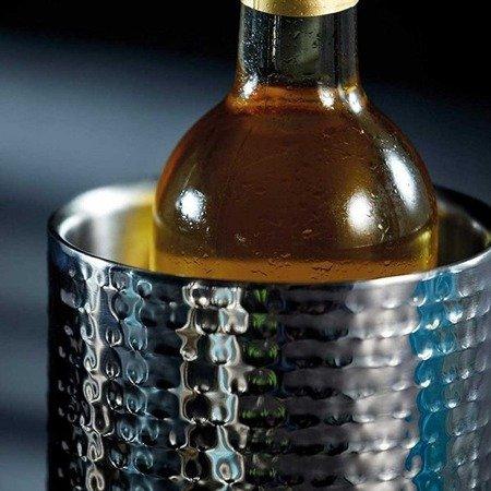 Termos na wino wódkę KingHoff KH 1504 stalowy z pokrywką cooler