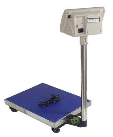Waga Maxon MX 1007 SKLEPOWA MAGAZYNOWA elektroniczna 150 kg 1007