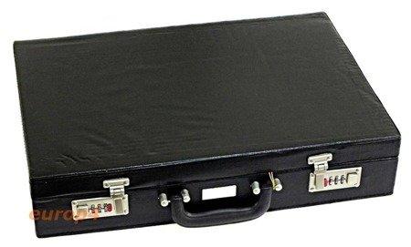 Walizka Edenberg EB 5822 Sztućce zestaw sztućców satyna łyżki komplet