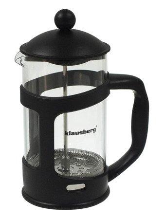 Zaparzacz szklany do herbaty Klausberg KB 7113 kawy 800 ml dzbanek